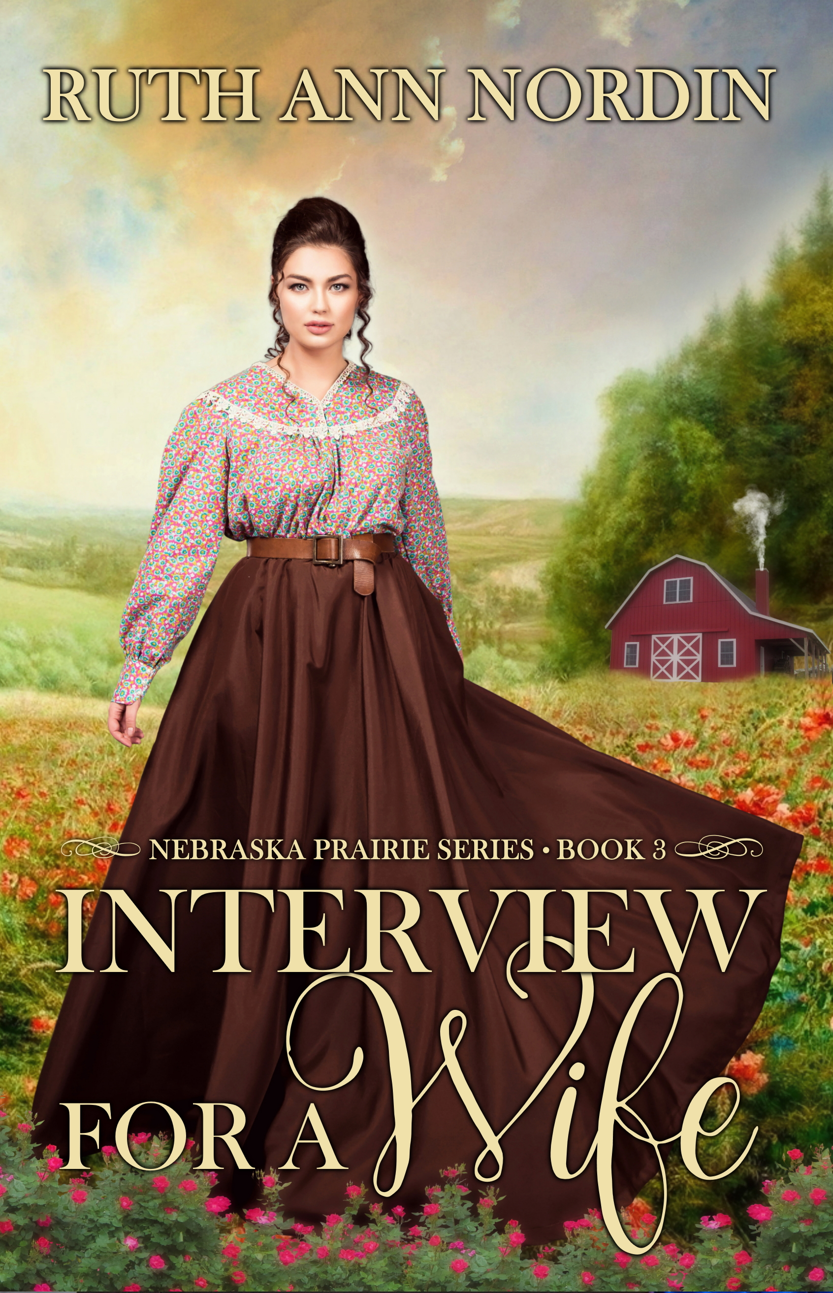 Interview for a Wife ebook cover